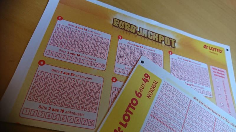 Lotto Geschäft in Ruhland