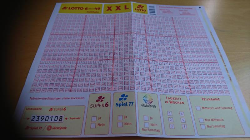 Lotto Kiosk in Schipkau Hörlitz