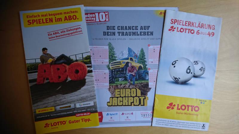Lotto Kiosk in Grünewald