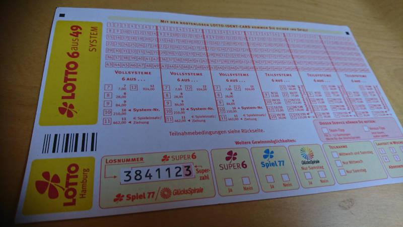 Lotto Annahmestelle Lotto 6 aus 49 spielen